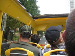今日のはとバス